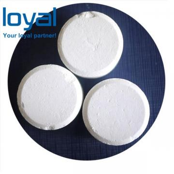 Disinfectant Trichloroisocyanuric Acid TCCA 50% And 90% Tablet For Swimming Pool
