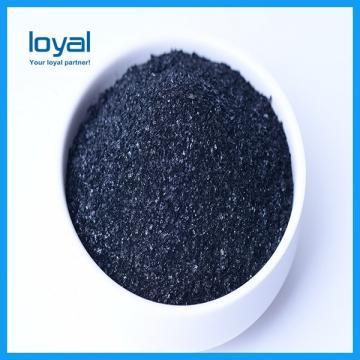 Factory Supply Organic Fertilizer with NPK Black Particles Humic Acid